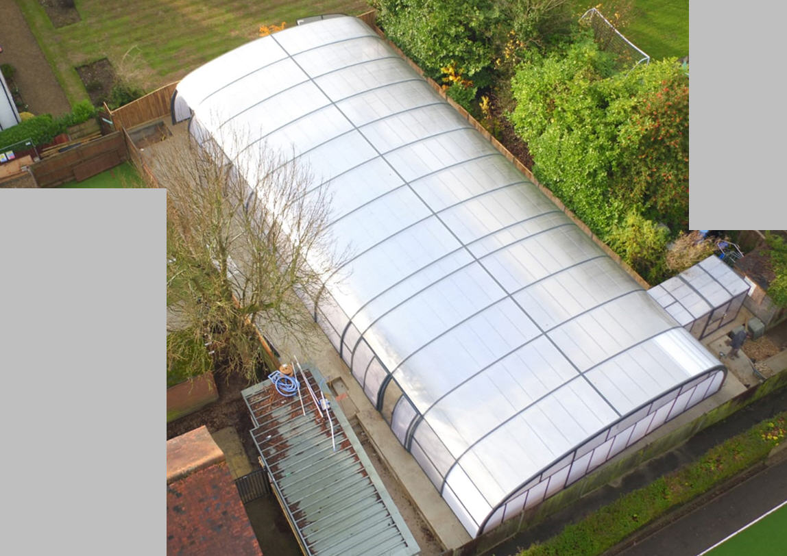 Galaxy-Pool-Enclosure-For-Thorpe-House-School-Aerial-View